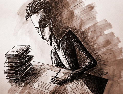 escritores dinamo recorte