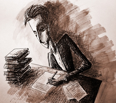 escritores dinamo