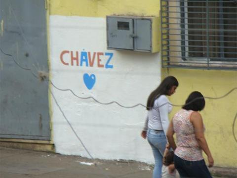 chavez love