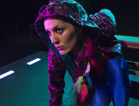 La Fiera, la leyenda de la mujer tigre - de Mariano Tenconi Blanco_2