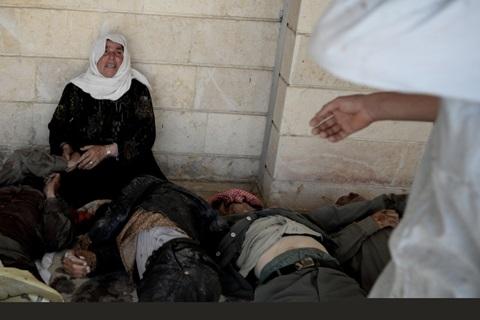Cengiz Yar Jr, fotografía, Franja de Gaza