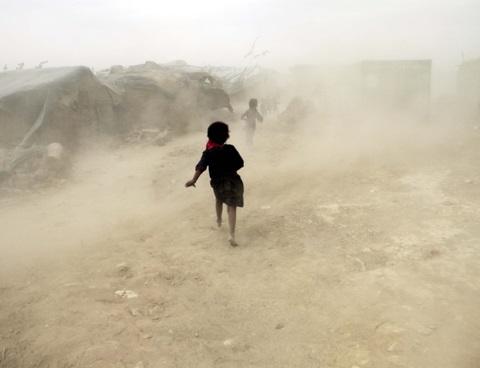 Gaza, fotografía guerra