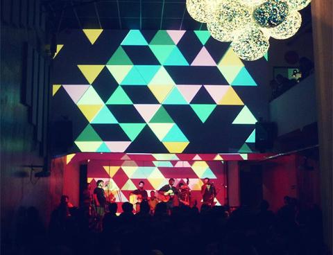 Música en el Club Cultural Matienzo