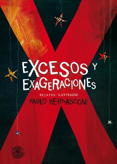 Escape a Plutón lanza su colección Plutón Infantil con Excesos y exageraciones, de Pablo Bernasconi