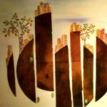 """""""Árbol Urbano"""": la naturaleza y el concreto unidos"""