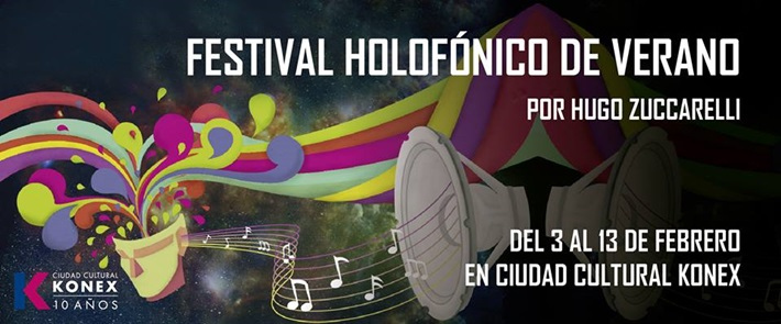 festival holofónico