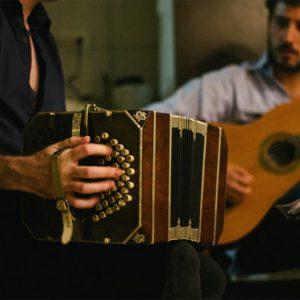 """""""El tango es un camino de ida"""""""