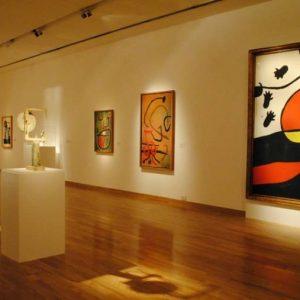 Miró y Rodin, en verano