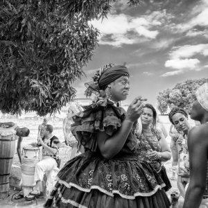 Muestra: El legado de África en Brasil