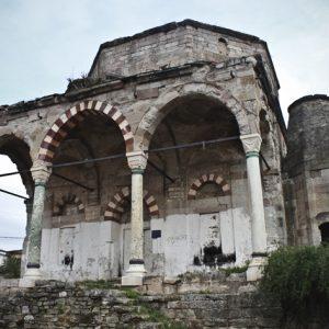La mezquita donde ya nadie reza
